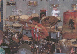2001 Guitar Center Drum-Off