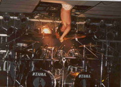 The great upside down trick at the Wall in Beatrice,Ne.1990